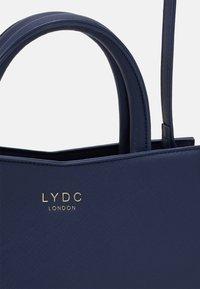 LYDC London - Handbag - dark blue - 3