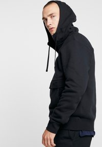Nike Sportswear - CLUB HOODIE - Sweat à capuche - black - 3