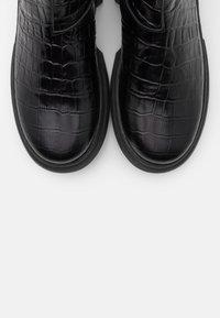 Scotch & Soda - CARA - Kotníková obuv - black - 5