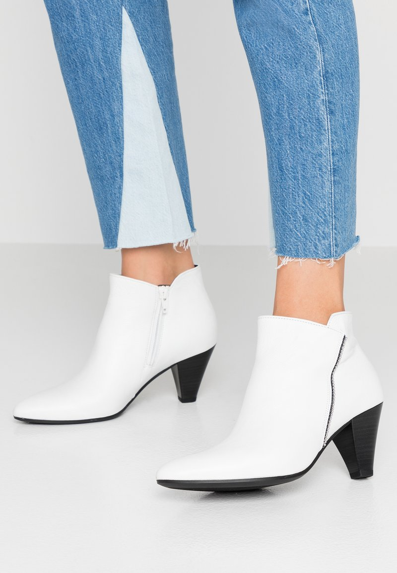 Gabor - Ankle boots - weiß