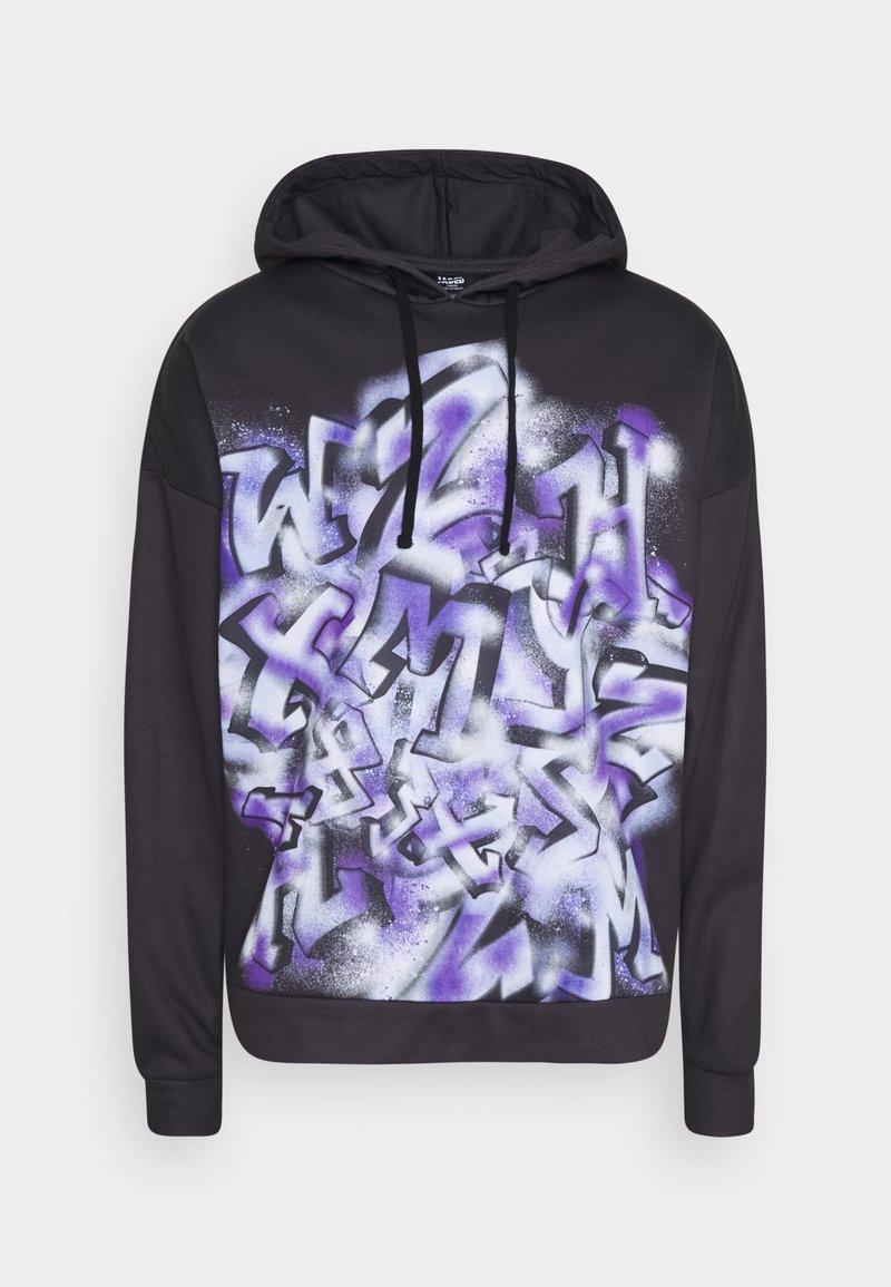 Jaded London - GRAFFITI - Hoodie - black
