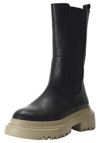 Inuovo - Ankle boots - black-sand bsd - 1