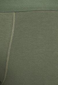 Pier One - 3 PACK - Onderbroeken - khaki - 4