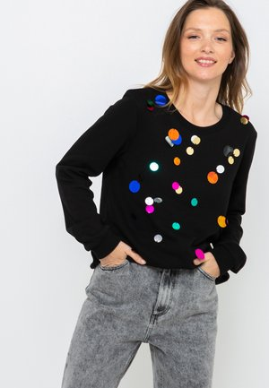 DISCO  - Sweatshirt - black