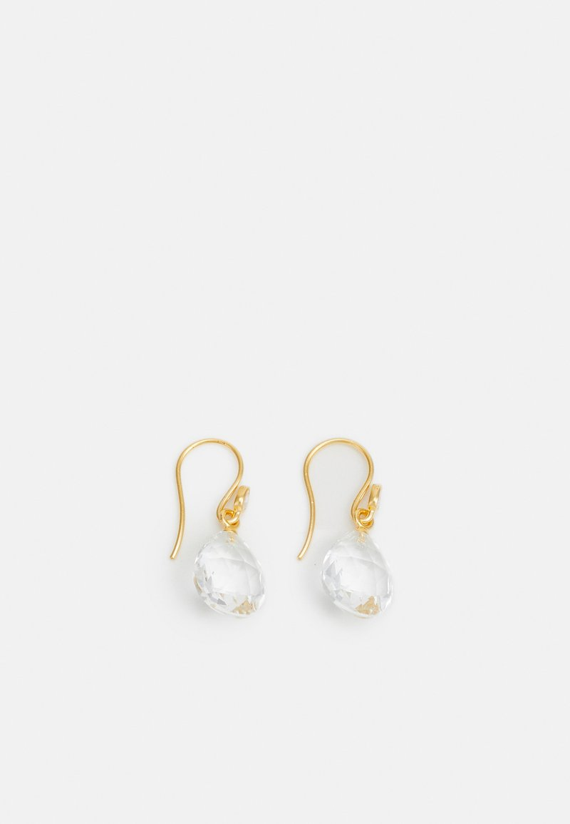 Julie Sandlau - BALLERINA EARRINGS - Øreringe - gold-coloured