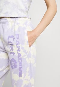 NEW girl ORDER - TIE DYE PARADISE LOST JOGGER - Tracksuit bottoms - multi - 3