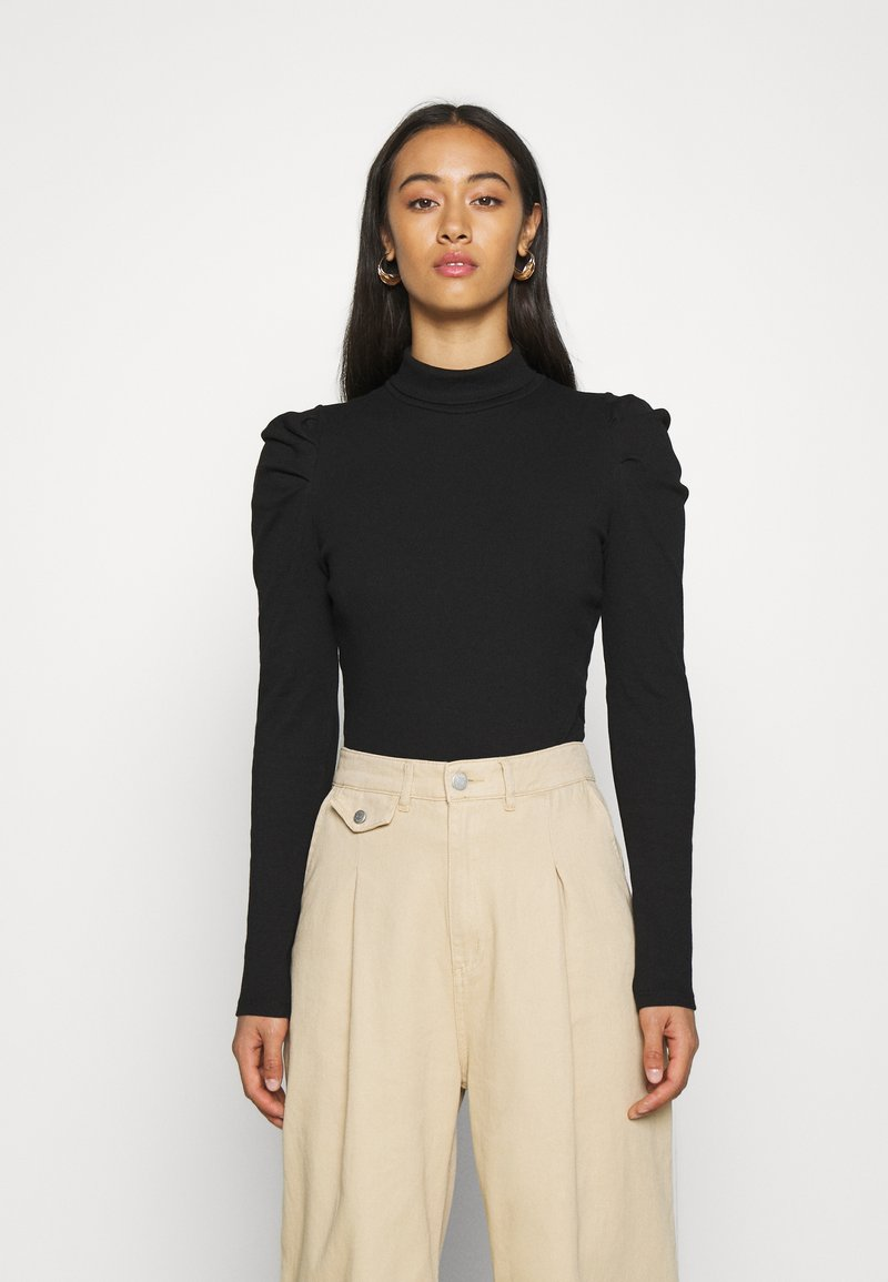 Monki - RONJA - Topper langermet - black