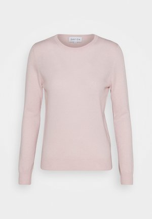 BASIC - Jumper - light pink