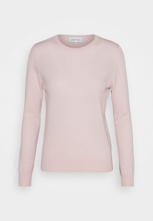 BASIC - Neule - light pink