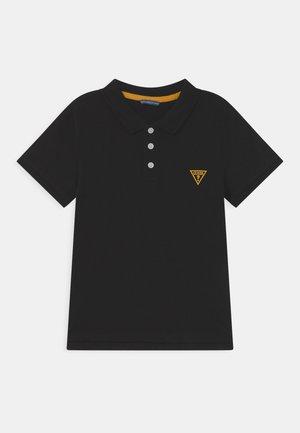 CORE JUNIOR  - Polo shirt - jet black