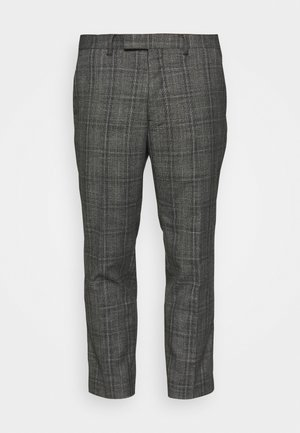 BENNETT TROUSER - Trousers - grey marl