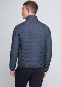 Strellson - CLASON - Light jacket - navy meliert - 2