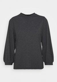 JDY - JDYANNELINE - Long sleeved top - phantom/melange - 0