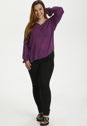 KCAMI - Blouse - purple