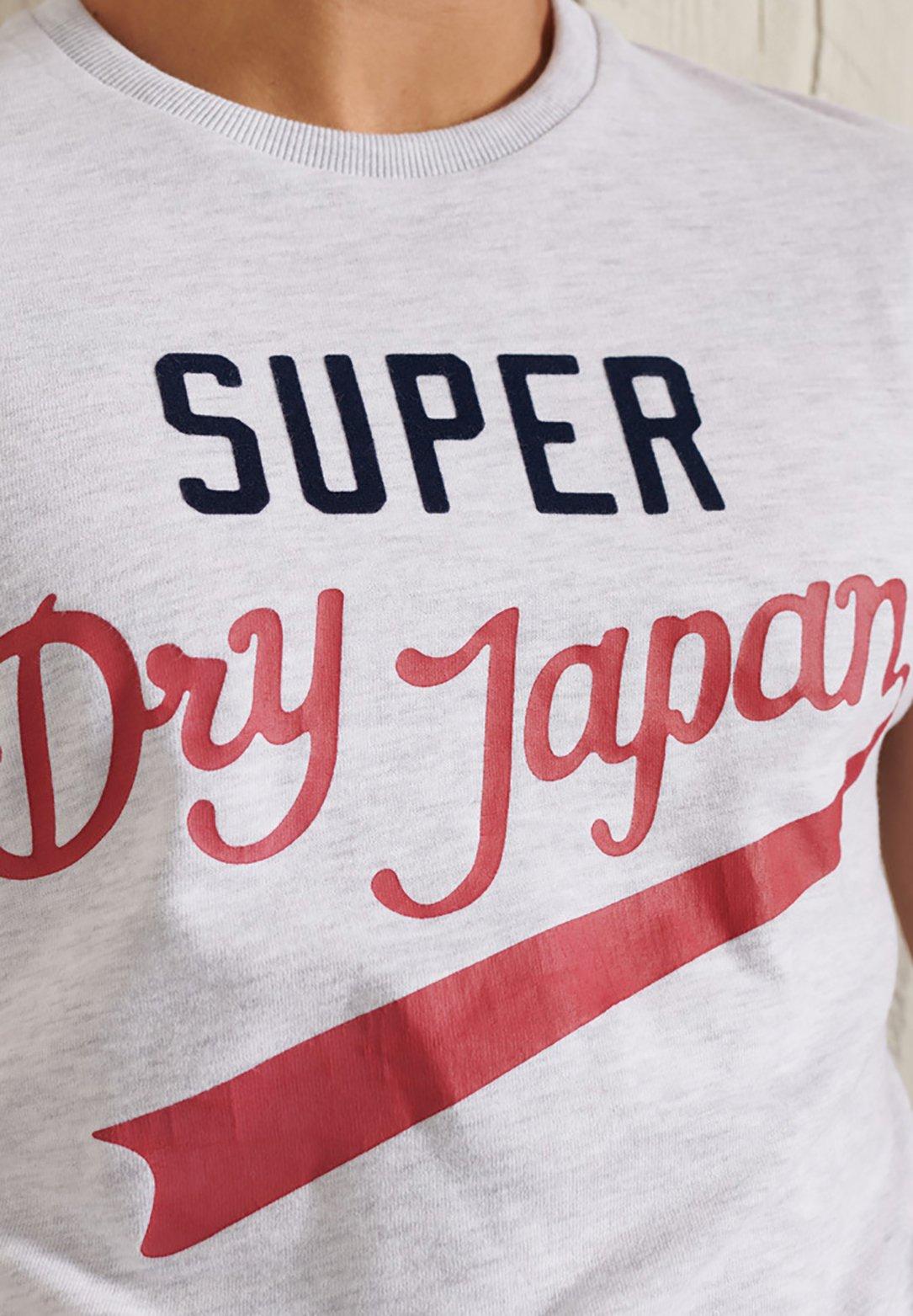 Herren COLLEGIATE GRAPHIC STANDARD WEIGHT  - T-Shirt print