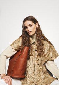 WEEKEND MaxMara - CANDORE - Light jacket - camel - 4