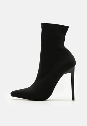 ZABEL - Classic ankle boots - black