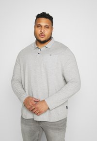 Burton Menswear London - 2 PACK - Polo shirt - black/grey - 3