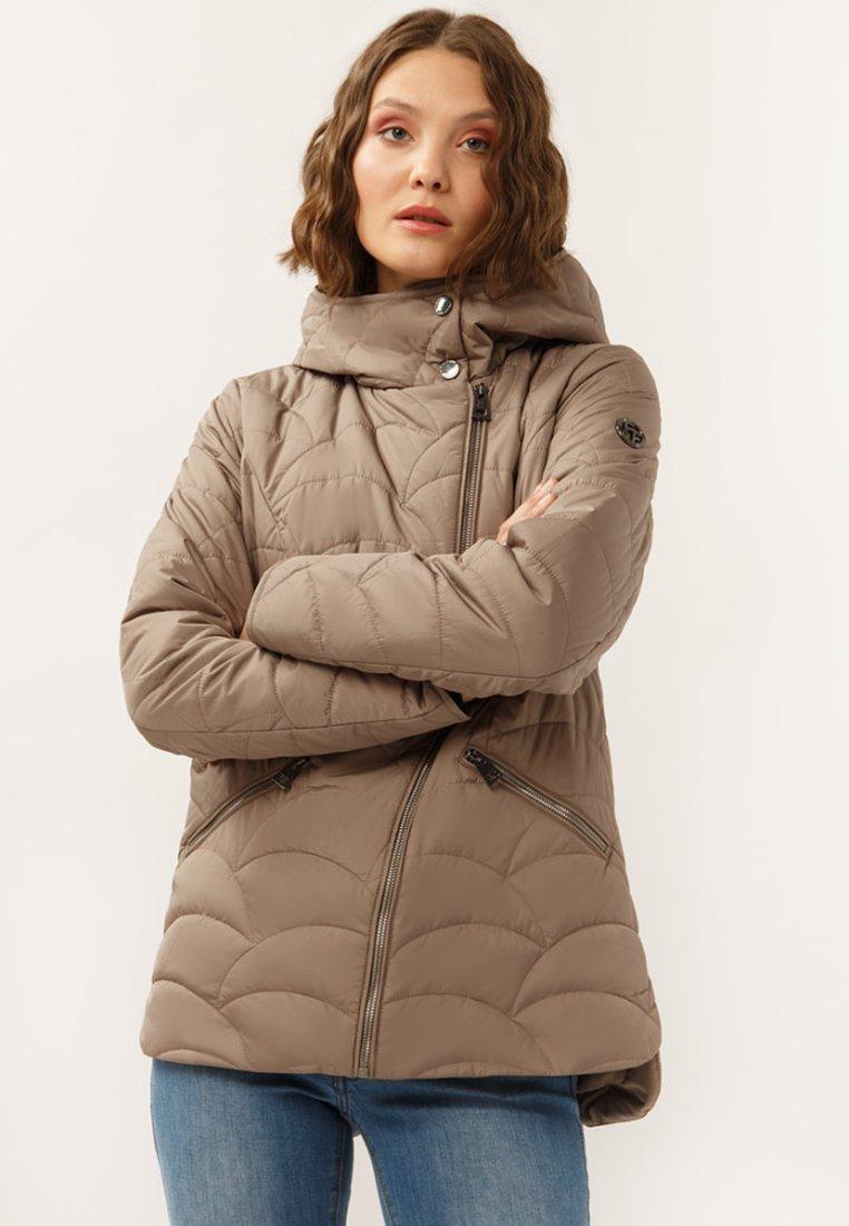 Finn Flare - MIT ASYMMETRISCHEM REISSVERSCHLUSS - Winter jacket - toffy