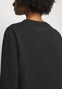MM6 Maison Margiela - Sweatshirt - black - 5