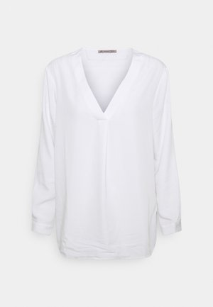 Bluzka z długim rękawem - off-white