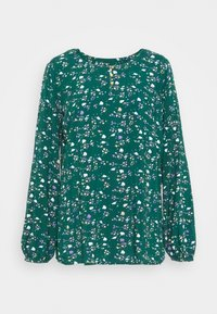 edc by Esprit - BLOUSE - Blusa - dark teal green - 0