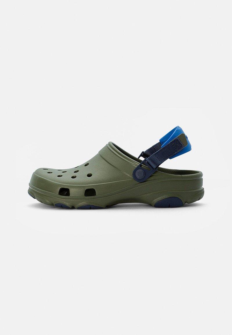 Crocs - CLASSIC ALL TERRAIN CLOG - Sabots - army green/navy