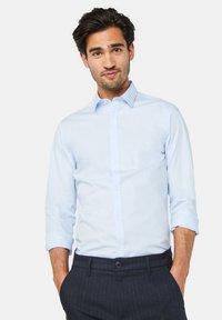 WE Fashion - Camisa - light blue - 3