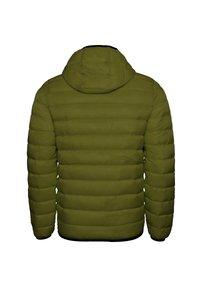 Champion - LEGACY HOODED JACKET - Winter jacket - mge-allover-mge - 1
