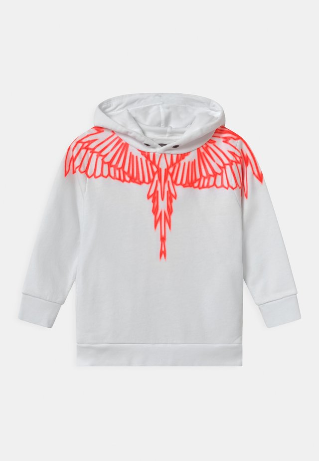 HOOD WINGS RED - Sweater - bianco