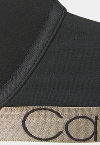 Calvin Klein Underwear - ICONIC LIFT DEMI - T-shirt BH - black - 2