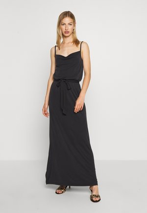 OBJKAI  - Maxi dress - black