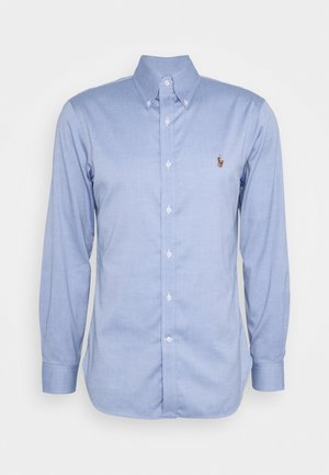 Formal shirt - true blue/white