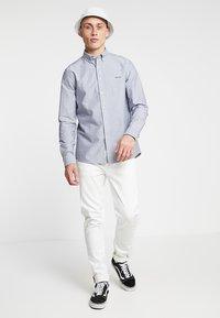 Calvin Klein - BUTTON DOWN OXFORD LOGO - Shirt - blue - 1
