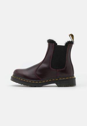 2976 LEONORE - Kotníkové boty - oxblood