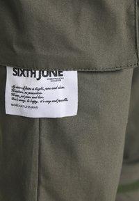 Sixth June - PANT - Cargo trousers - khaki - 4
