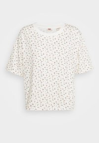 Levi's® - BOXY TEE - T-shirt imprimé - cyprine tofu - 3