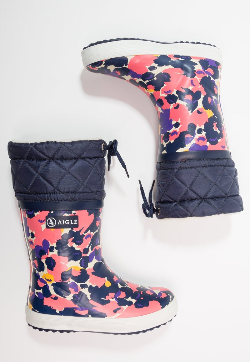 Aigle - GIBOULEE - Wellies - multicolor