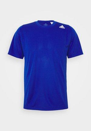 Print T-shirt - royblu