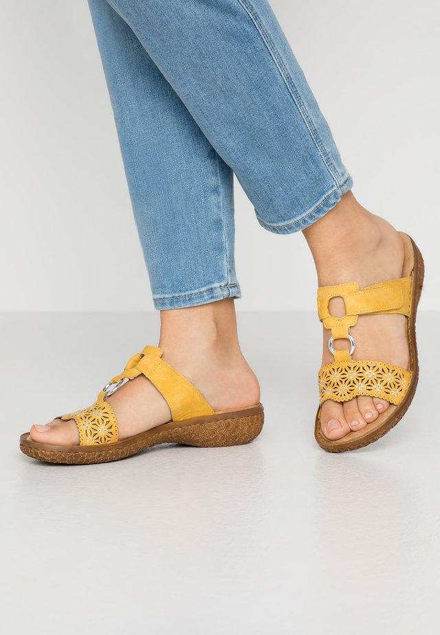 Pantofle - sonne