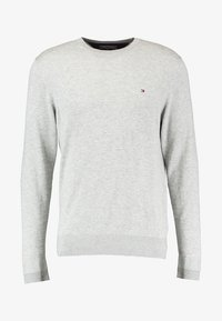 Tommy Hilfiger - C-NECK - Trui - cloud heather - 4