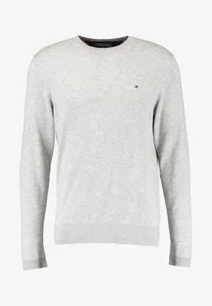 C-NECK - Strikpullover /Striktrøjer - cloud heather