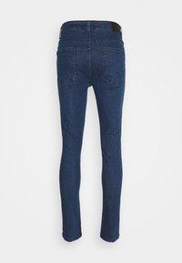 274 - PATCH - Skinny džíny - blue - 6