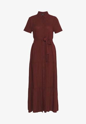 VMOKSANA DOLCA - Maxi dress - sable