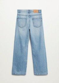 Mango - Jeans a sigaretta - blue - 1