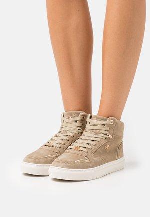 HOPE - Sneakers hoog - sand