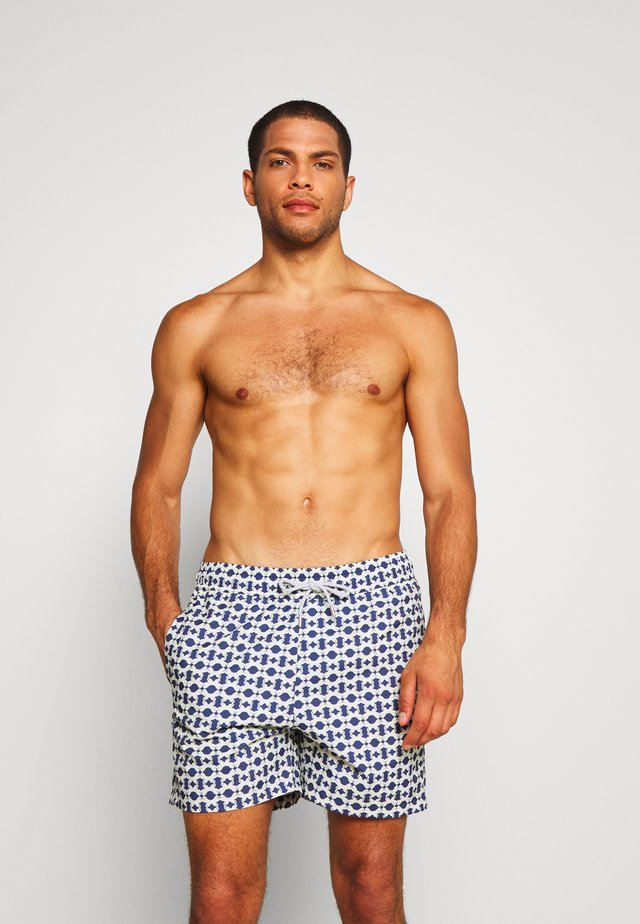 STANIEL SWIM  - Surfshorts - eye of the tiger