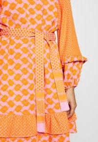 CECILIE copenhagen - LIV - Day dress - tangerine - 6