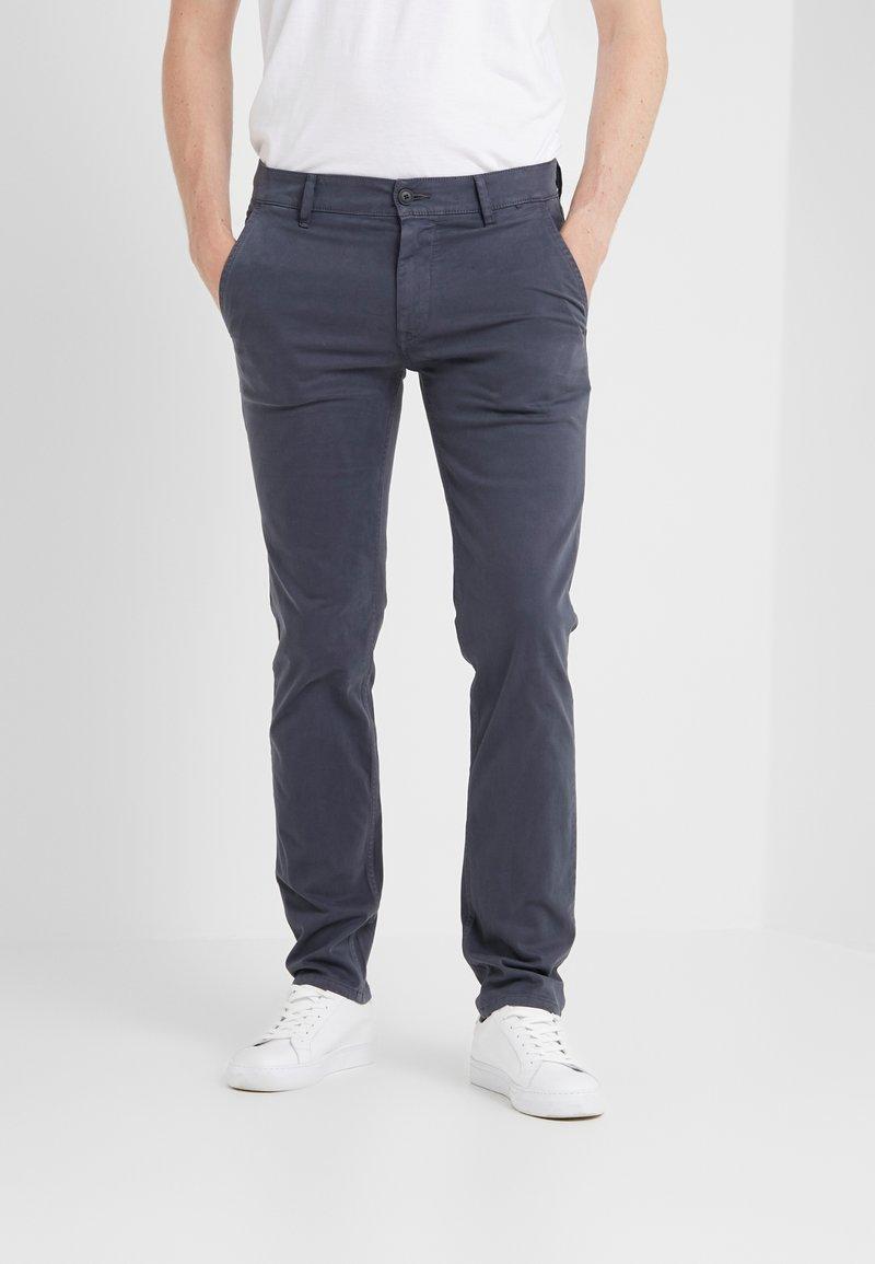 BOSS - Chino kalhoty - blaugrau