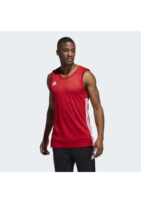 adidas Performance - 3G SPEED REVERSIBLE JERSEY - Top - red - 0